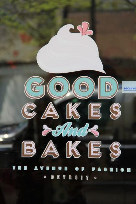 Good Cakes and Bakes Detroit ©R. Christensen