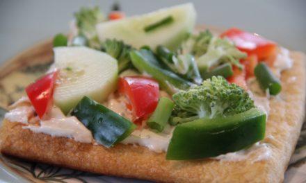 Fresh and Easy Veggie Pizza Recipe