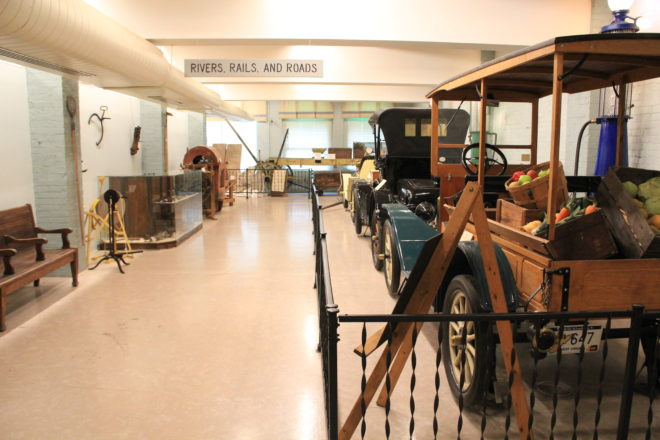 Blennerhassett Museum