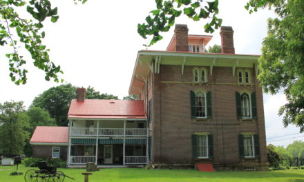 A Visit to Henderson Hall in West Virginia