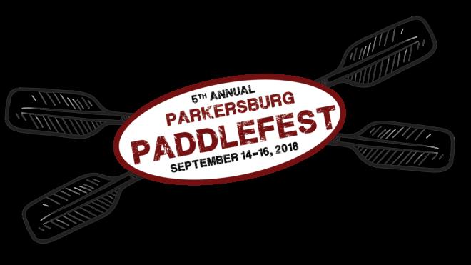 Parkersburg Paddlefest Logo