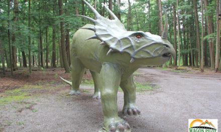 Visit The Ancient Past at Dinosaur Gardens in Ossineke, Michigan