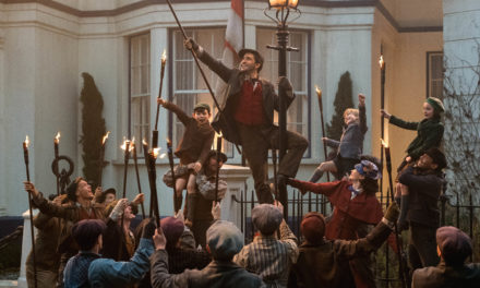 Mary Poppins Returns Trailer and Movie Poster