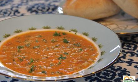 Delicious Homemade Pasta e Fagioli Soup