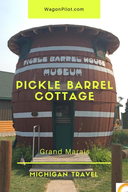 Pickle Barrel Cottage