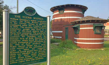 Exploring a Pint-Sized Pickle Barrel House in Grand Marais, Michigan