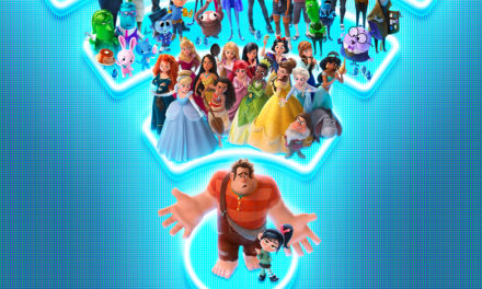 Ralph Breaks the Internet Movie Poster and Trailer