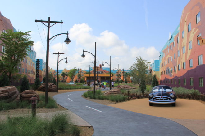 Disney World's Art of Animation Resort