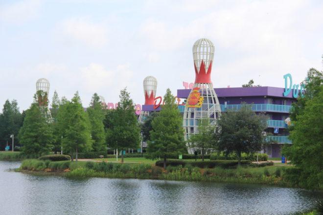Disney World's Pop Century Resort