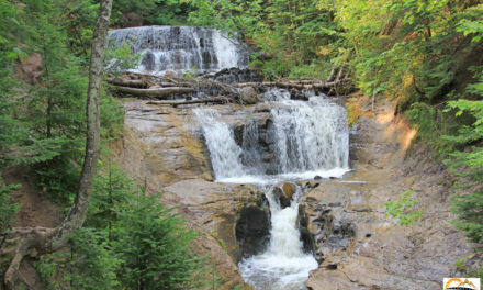 Discovering the Serene Beauty of Sable Falls