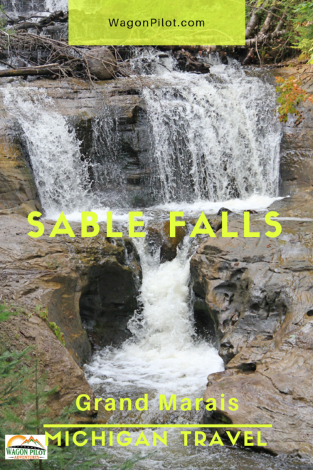 Sable Falls Grand Marais Michigan