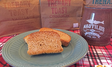 Trenary Toast – A  Classic Yooper Delicacy