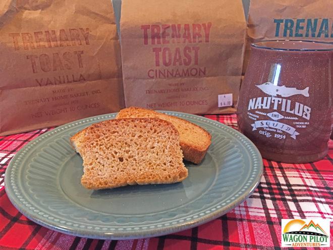 Trenary Toast © R. Christensen