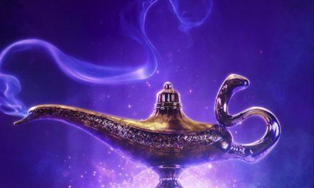 Aladdin Teaser Trailer and Poster