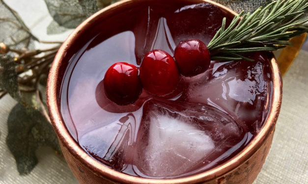 Five Festive Cocktails for Your Next Holiday Party