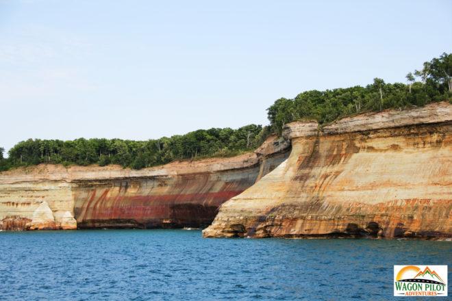Pictured Rocks Cruise © R. Christensen