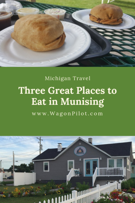 Three Great Places to Eat in Munising