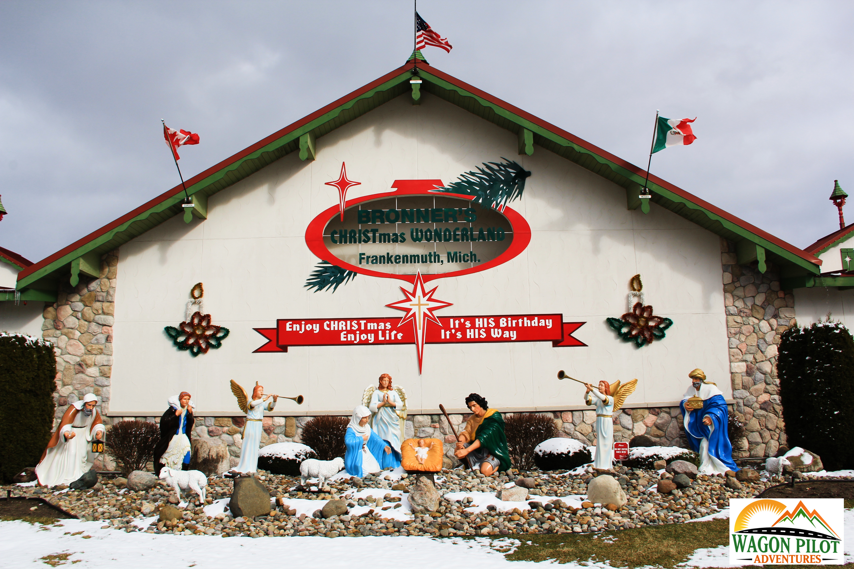 Bronners Christmas.The World S Largest Christmas Store Is Right Here In Michigan