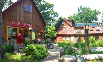 This Rustic Store is the Heart and Soul of Michigan Cherries