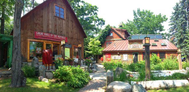 Cherry Republic's Glen Arbor store - credit Cherry Republic Facebook