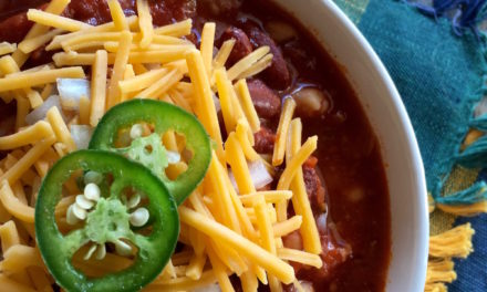 Spicy Slow Cooker Pork Sausage Chili