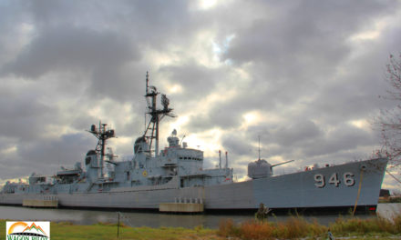 Touring USS Edson: The Gray Ghost of Bay City, Michigan