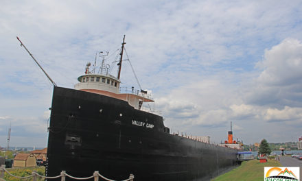 What is Hidden Inside this Old Ore Freighter? – Touring The SS Valley Camp