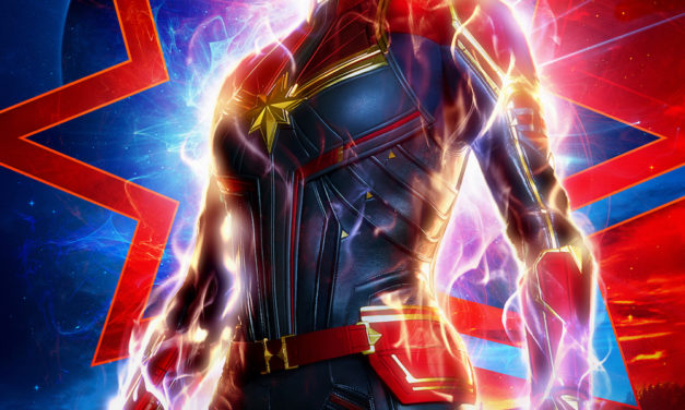 Captain Marvel Trailer and Movie Poster