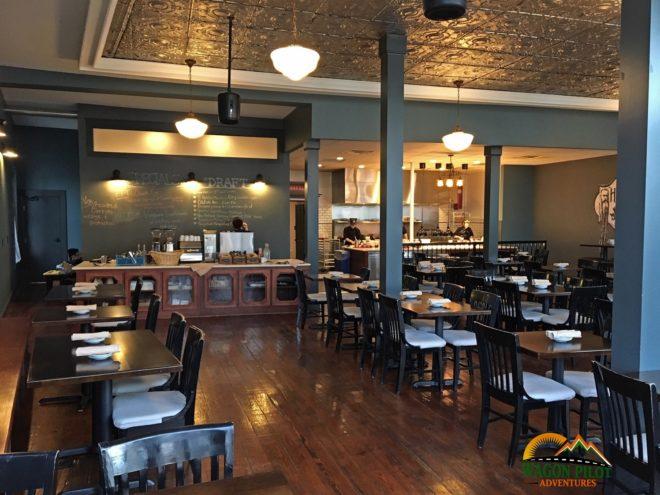 Hiram's Tavern interior © Wagon Pilot Adventures