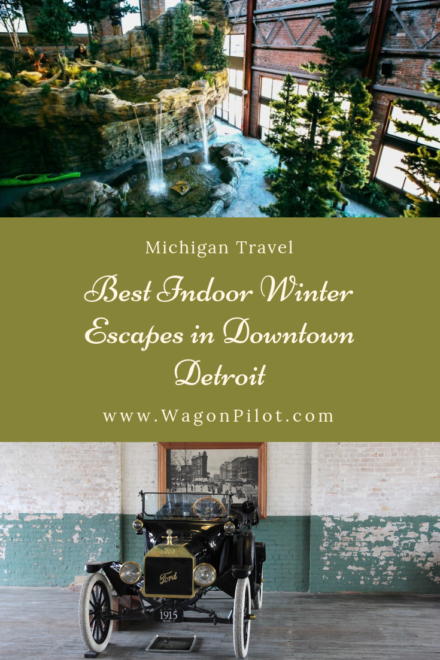 Best Indoor Winter Escapes in Downtown Detroit