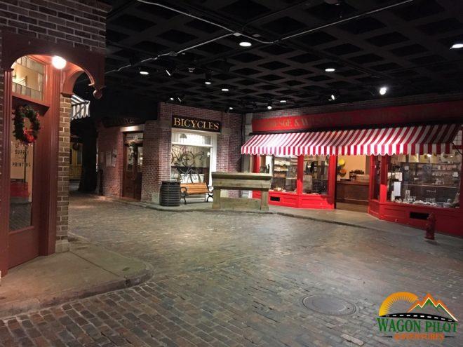 Detroit Historical Museum ©Wagon Pilot Adventures