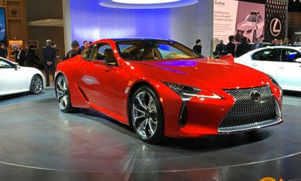 Why You Need to Shop for Your Next Vehicle at a Major Auto Show