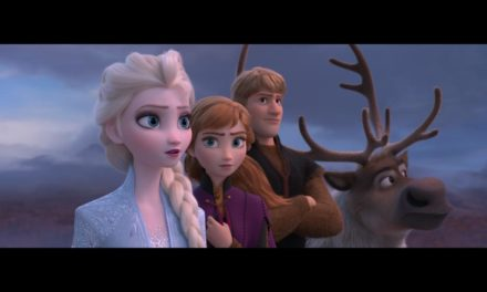 Frozen 2 Poster and Trailer