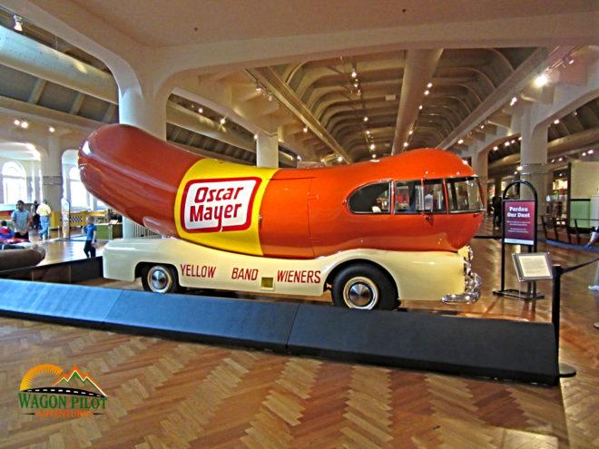 Wienermobile © Wagon Pilot Adventures