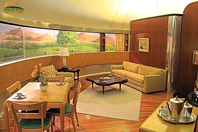 Dymaxion House © Wagon Pilot Adventures