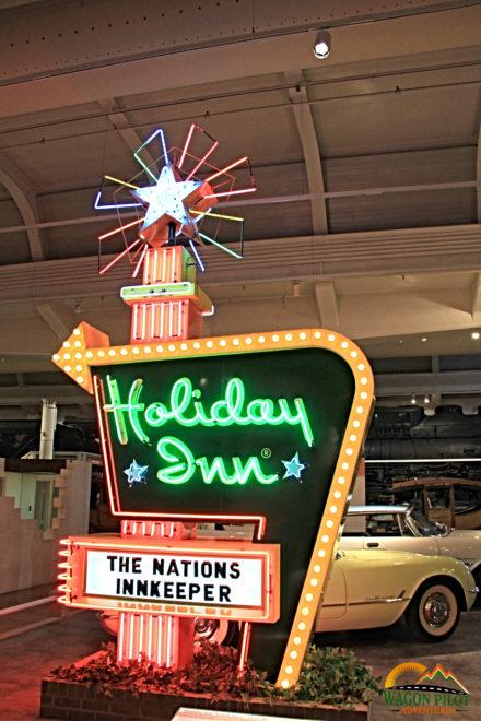 Holiday Inn Sign © Wagon Pilot Adventures