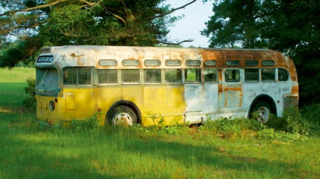 Rosa Parks Bus © Henry Ford Museum