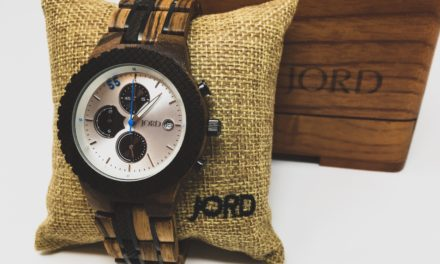 JORD Wooden Watches: A Unique Travel Accessory