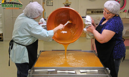 Abbott's Candies still Hand Crafts Their Famous Caramels One Batch at a Time