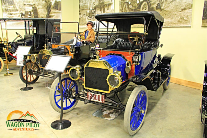 Model T Ford Museum © Wagon Pilot Adventures