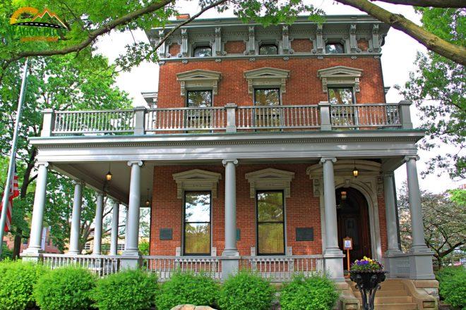 Celebrating the Legacy of Benjamin Harrison  Benjamin Harrison House