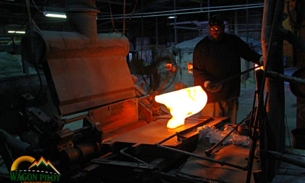 Get an Inside Look at America's Oldest Art Glass Factory in Kokomo, Indiana