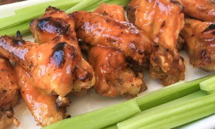 Instant Pot Buffalo Chicken Wings