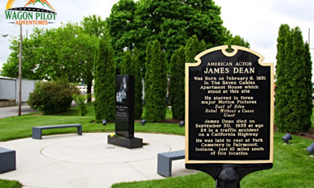 Following James Dean's Footsteps in Rural Indiana