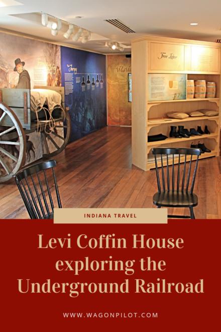 Levi Coffin House © Wagon Pilot Adventures