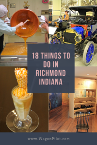 18 Things to do in Richmond, Indiana © Wagon Pilot Adventures