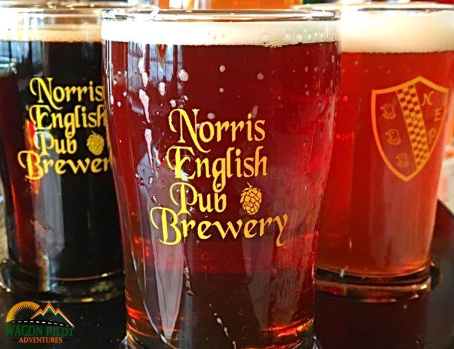 Norris English Pub © Wagon Pilot Adventures