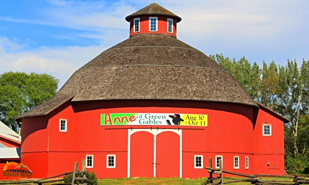 Watch a Performance at Indiana's Famous Round Barn Theater at Amish Acres