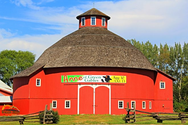 Round Barn Theater at Amish Acres © Wagon Pilot Adventures