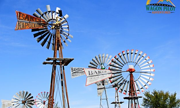 Touring Indiana's Mid-America Windmill Museum